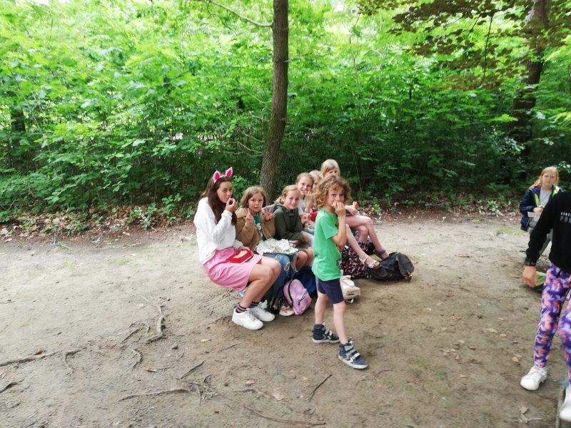 foto van Kamp 2021: Winnie de Poeh
