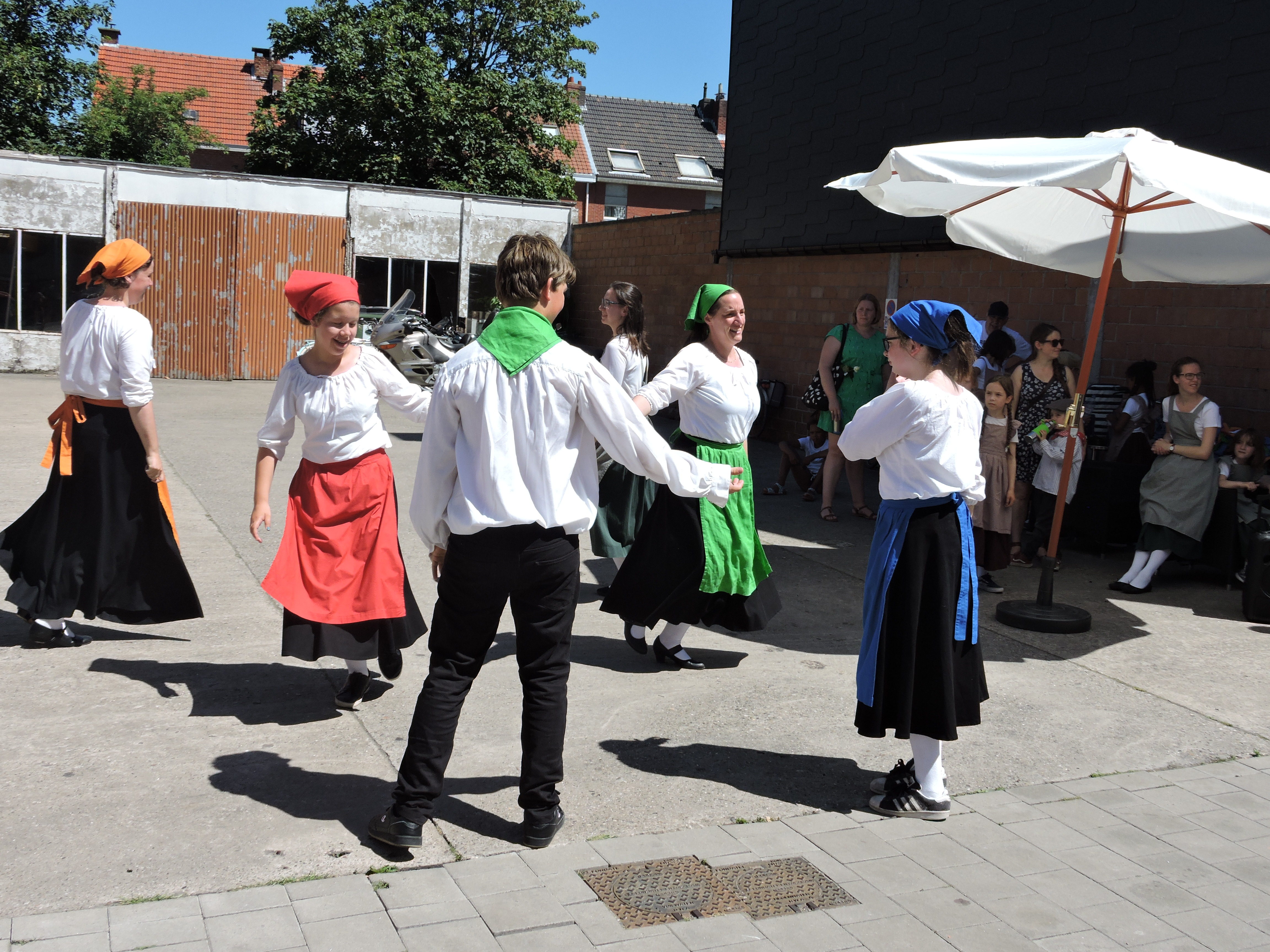 foto van Optreden dorpsfeesten Reet