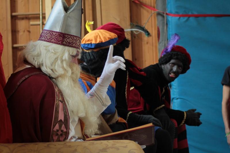 foto van Sinterklaas 2016