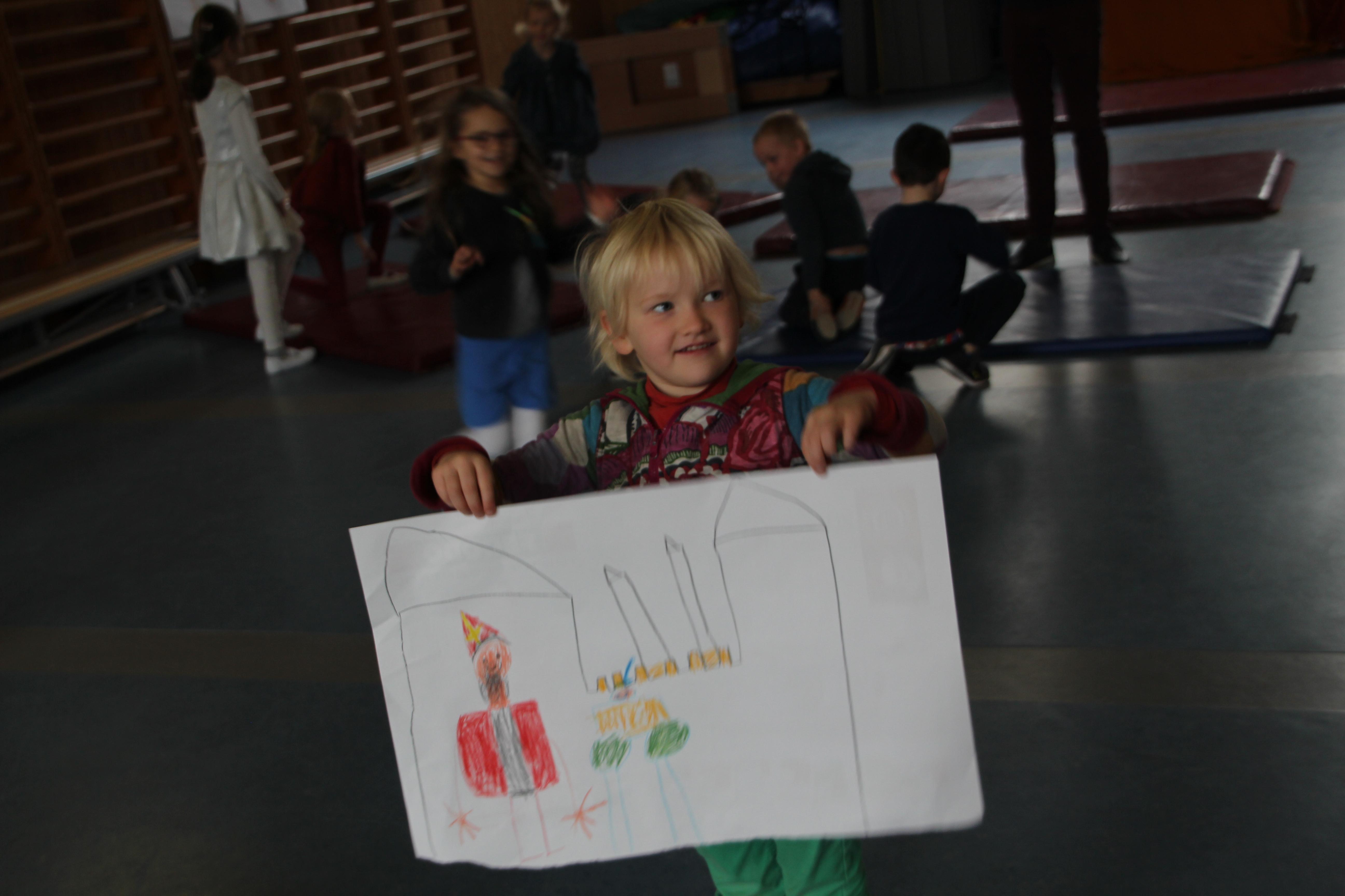 foto van Sinterklaas 2018