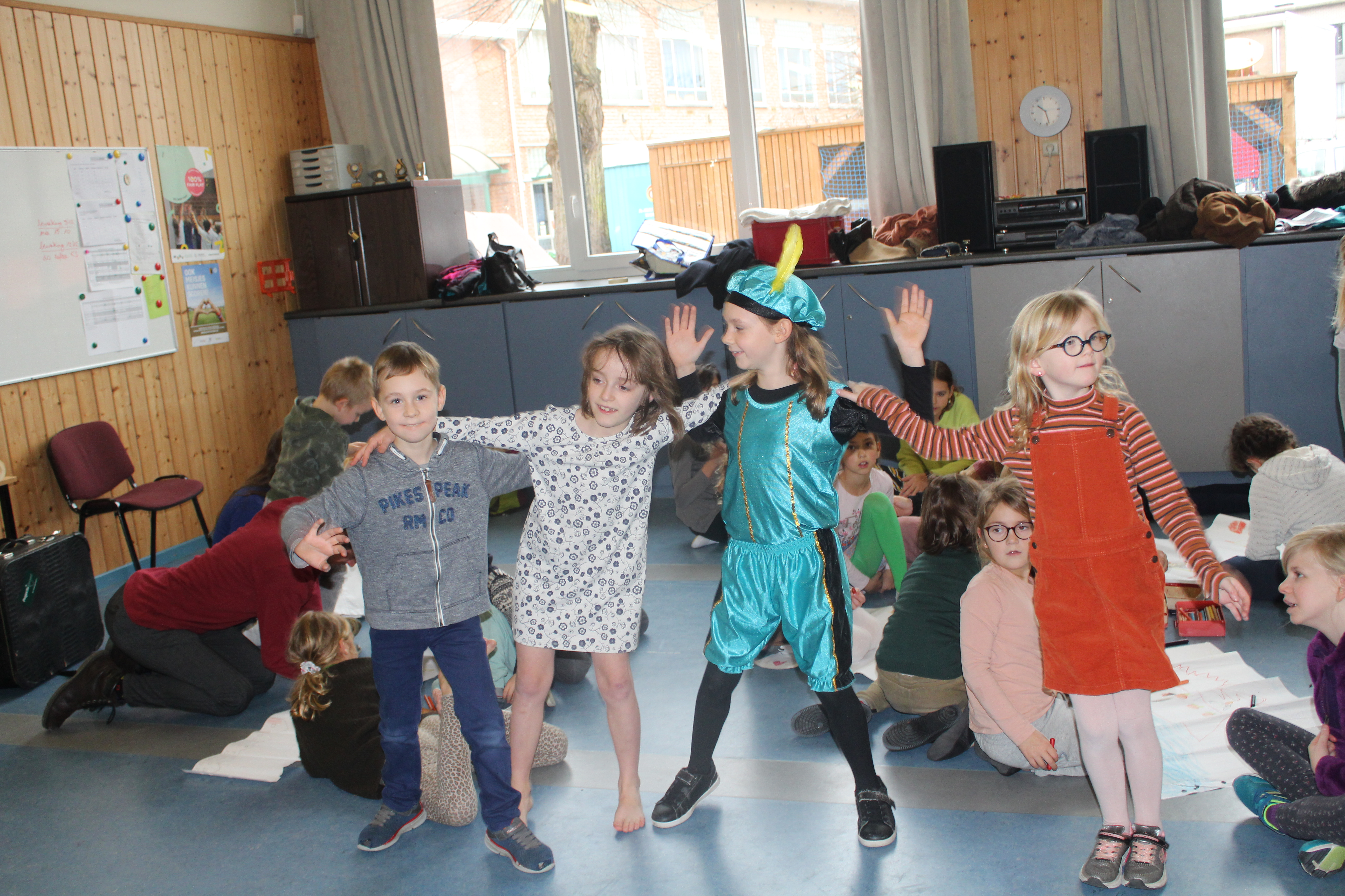 foto van Sinterklaas 2019