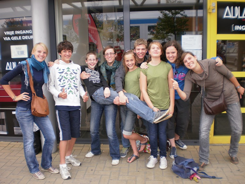 Uitstap Oudsten 2011