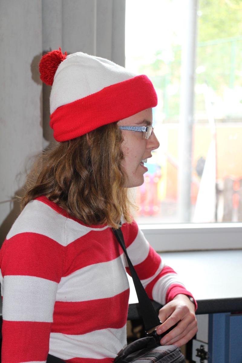 foto van Waar is Wally?